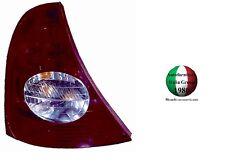 FANALE FANALINO STOP POSTERIORE SINISTRO SX RENAULT CLIO 01>05 2001>2005