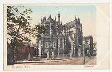 Sussex, St. Philip Neri, Arundel Postcard, A738