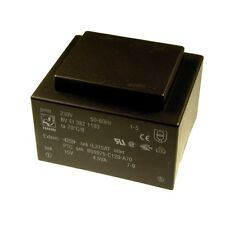 HAHN BVEI6014044 Print-Trafo 20VA 230V 2x15V 2x666mA Transformator 856496