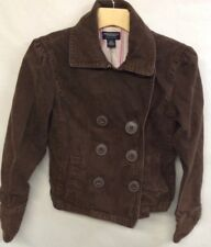 Womens Coat Jacket American Eagle Outfitter Size S P Button Closure