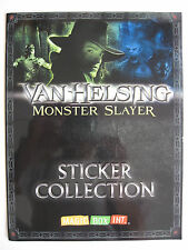 "Magic Box Sammelbilderalbum ""Van Helsing"", engl., Leeralbum plus Bildersatz"