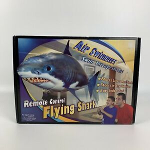 Remote Control Flying Shark Balloon New MOVES LIKE A REAL SHARK! SHIPS FREE