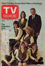 1971 TV Guide December 18 - Danny Bonaduce-Partridge Family;Patricia Neal;Blanda
