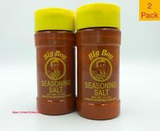 Bob's Big Boy Restaurant Seasoning Salt Authentic Original Fresh 2 Pack