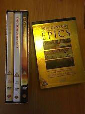 20th Century Epics: Ben Hur / Gone With The Wind / Doctor Zhivago  DVD Clark Gab