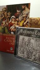 CD The Baltimore Catechism Volume 1 Audio CD and Book Set