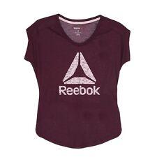 Camiseta de deporte de mujer Reebok