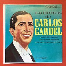 Favoritos de Carlos Gardel El Dia Que Me Quieras TROPICAL MINT-