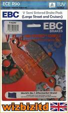 EBC Front Left Half Sintered Vee Brake Pads H.P. Power Pantera 600 11 fa231v