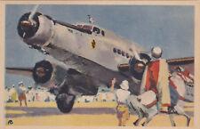 Airplane Dewoitine 338 AIR FRANCE Tri-Motor airline , 1930s