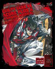 """Guilty Gear XX Accent Core Plus R Reiseführer """"eine gewinnbringende Material"""" Japan"""