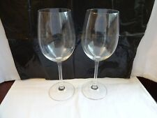 Schott Zwiesel Large Burgundy Red Wine Glasses x 2
