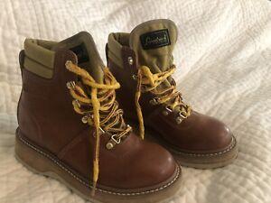 Women's Hodgman Lakestream boots Wading Fish Boots Felt Bottom Size 6, Excellent