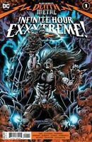Dark Nights Death Metal Infinite Hour Exxxtreme #1 DC comic 1st Print 2020 NM