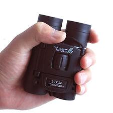 REGNO Unito lexontech 20x22 mini messa a fuoco HD Dual Eye Occhiali Impermeabile All'aperto Da Viaggio