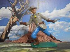 Soldatino Ufficiale sudista Dulcop Figurini Vintage  /S/A/