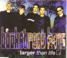 Maxi CD - Backstreet Boys - Larger Than Life - #A2106
