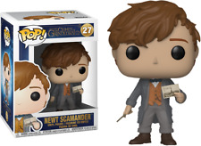 Fantastic Beasts 2: The Crimes of Grindelwald - Newt Scamander with Postcard Pop