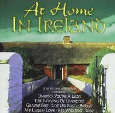 AT HOME IN IRELAND CD BRAND NEW SEALED.