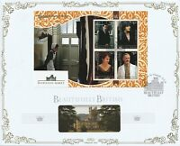 MUSTIQUE 5 MARCH 2014 DOWNTON ABBEY M/SHEET O/S VLE BENHAM FIRST DAY COVER a