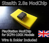 Stealth 2.8a Modchip for Playstation PAL (PSX, PS1 Chip)