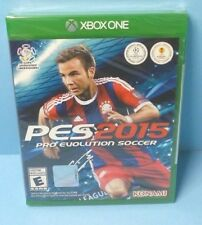 Pro Evolution Soccer PES2015 (Microsoft Xbox One, 2014) BRAND NEW FACTORY SEALED