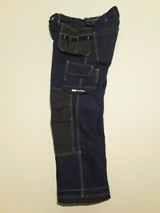 Helly Hansen Workwear Visby Construction Pant 76487 Cordura Craftsman Trousers