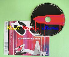 CD singolo Stereophonics Devil VVR5034053 EU & UK 2005 no lp mc(S19)