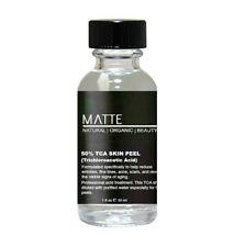 Organic 50% TCA Chemical Skin Peel Acid Solution- 1oz 30ml