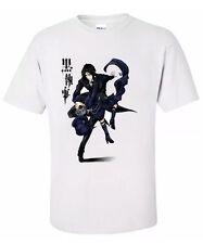 """BLACK BUTLER' Anime T Shirt 'All Sizes """""""
