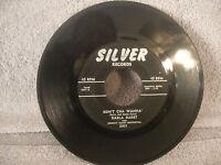 Darla Daret, Don't Cha Wanna / Honey Honey, Silver Records 2001, 1957, Funk/Soul