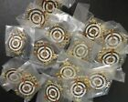 Wholesale Lot of 15 NEW USA Olympic Shooting Team Rifle Target Shaped Lapel Pins