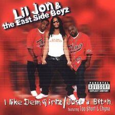 Just a Bitch/I Like Dem [CD/Cassette Single] [Maxi Single] [PA] by Lil Jon &
