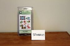 Cricut Lite LIVE SIMPLY Die Cut Cartridge NEW Animals Flowers Spring Shapes