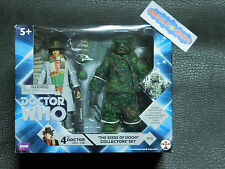 Doctor Who 4th Doctor Krynoid with Accessories Collector Set THE SEEDS OF DOOM