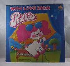 With Love From Poochie - 33 RPM Vinyl Album