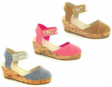 Sandales moyens pour fille de 2 à 16 ans