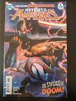 ODYSSEY of the AMAZONS #6 (of 6) Wonder Woman (2017 DC Comics) VF/NM Comic Book
