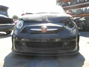 GRILLE 2 DOOR ABARTH CONV VIN J 7TH DIGIT FITS 12-16 FIAT 500 78016