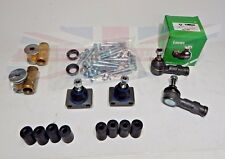New Major Front Suspension Kit w/Tie Rod Ends for Triumph Spitfire and GT6