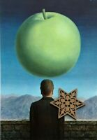 VTG1972 Rene Magritte SMALL Art Print SEE VARIETY - Buy More & Save