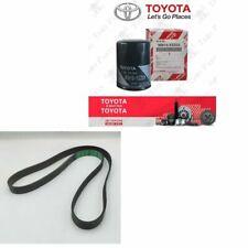 Genuine Part Ori Toyota Hilux Vigo KUN25 & KUN26  Oil Filter & Fan Belt/V-Belt