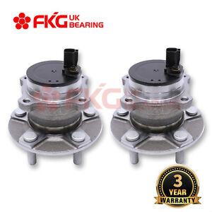 Pair  Rear FKG Wheel Bearing Hub Assembly for Ford Focus LS LT LV 2005-2012
