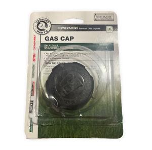 "Powermore Gas Cap.  # 951-10300/751-10300. 1 3/4"" diameter vented"