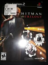 Hitman Trilogy PlayStation 2 PS2 Blood Money / Contracts / Silent Assassin NEW