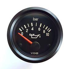 """VDO """"international"""" Öldruckanzeige 10 bar 24V"""