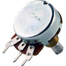 Marshall amp potentiometer 16mm 1M log/audio PC mount
