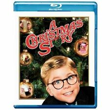 A Christmas Story (Blu-ray Disc, 2008) Peter Billingsley , Brand New