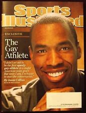Sports Illustrated, May 6, 2013, Jason Collins, The Gay Athlete ~ LGBT ~