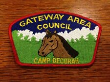 Mint CSP Gateway Area Council SA-36 Camp Decorah